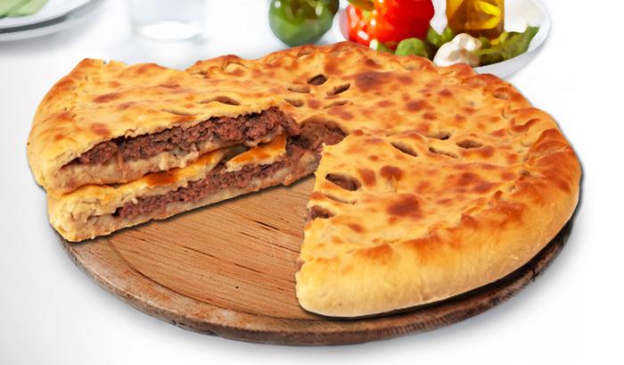 Осетинский пирог рецепт с мясом с