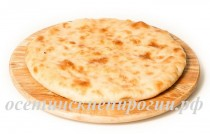 Осетинские пироги с мясом, сыром и болгарским перцем
