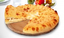 Осетинские пироги с картошкой укропом и сыром